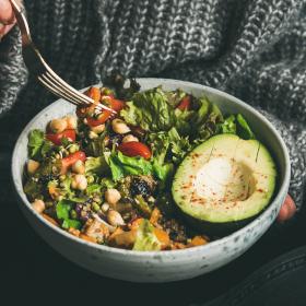 Meine Ziele: Abnehmen - Ballaststoffe in der Ernährung
