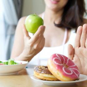 Meine Ziele: Abnehmen - Low Carb Ernährung